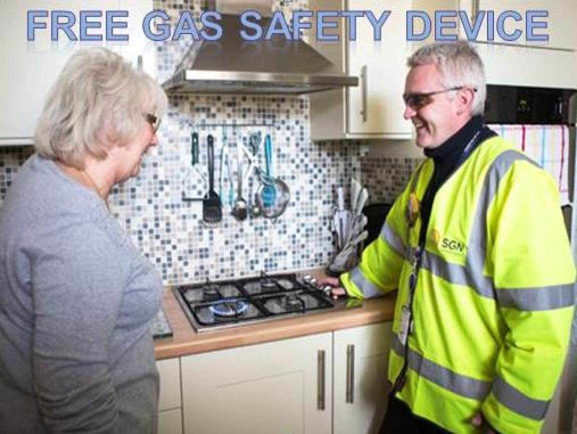 SGN Free Gas Safety Device