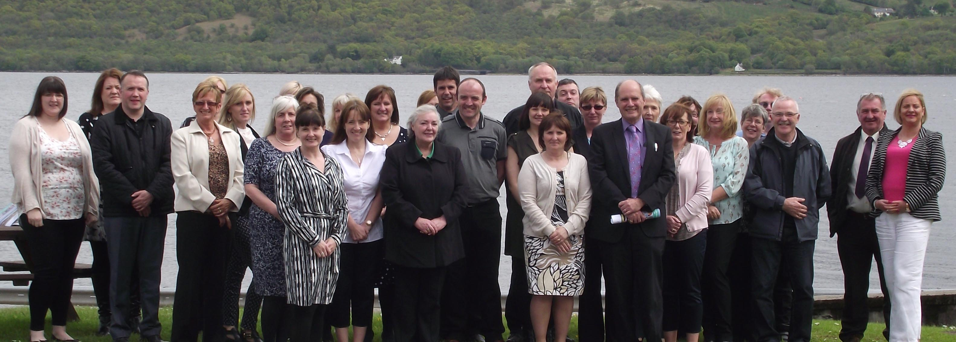 Fyne Homes Staff June15