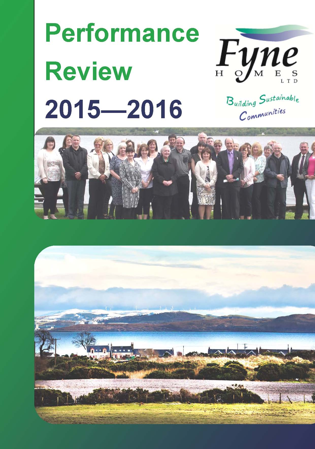 Annual Report 2015-2016 Cover
